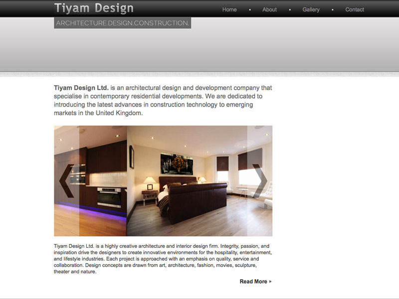 tiyam design architects brochure website